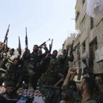 Bombardeo del ejército sirio deja 31 yihadistas muertos