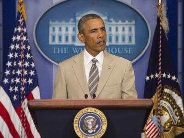Obama: Debemos tomar más medidas sobre crisis Rusia-Ucrania