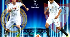 MADRID Y SEVILLA, POR LA SUPERCOPA EUROPEA