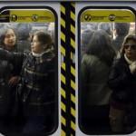 Grupos anarquistas, sospechosos de ataques al metro de Chile