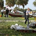 Avioneta con cuatro personas a bordo se estrella en Florida