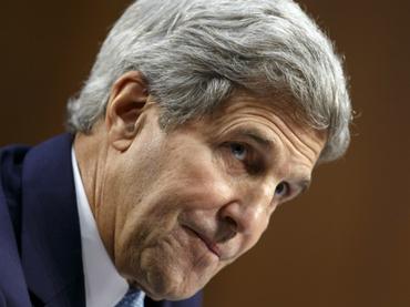 Kerry se reúne con ministro iraní
