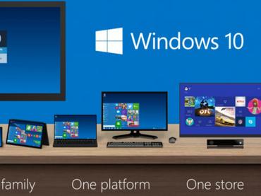 Microsoft anticipa el sistema Windows 10