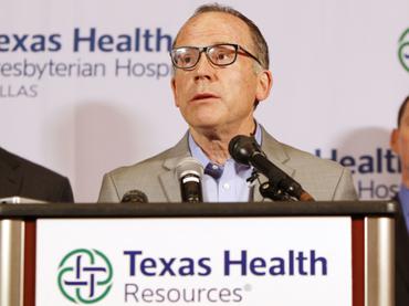 Nuevo paciente de ébola en Texas se encuentra estable