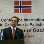 Prometen dos mil 700 MDD para reconstruir Gaza
