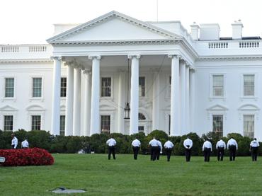 Detienen a otro hombre que intentó ingresar a la Casa Blanca
