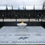 Argentina protesta por militares británicos en Malvinas