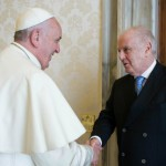 El Papa confirma que viajará a EU en 2015