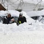 Buffalo, en alerta de evacuación por nevadas
