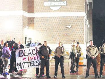 Ferguson se prepara por decisión de jurado