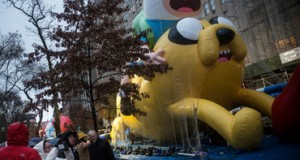 Desfile de Macy's alegra las calles de Nueva York