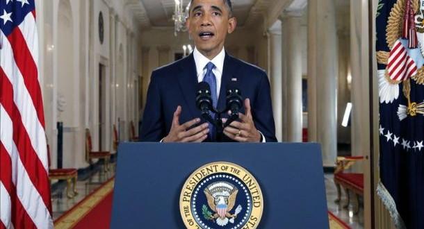 Obama dice que los inmigrantes son parte de la vida estadounidense