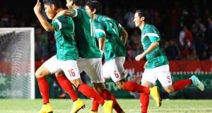 MÉXICO GOLEA 5-2 A HONDURAS