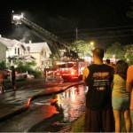 Mueren dos niños por incendio en Atlanta