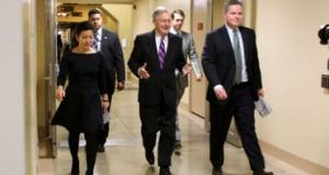 Senado de EU extiende hasta miércoles discusión del presupuesto