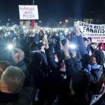 Protestan en Alemania contra el racismo y la xenofobia