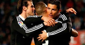 REAL MADRID VENCE A ELCHE