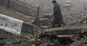 Prorrusos encuentran 373 soldados muertos en aeropuerto de Donetsk