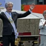 Tabaré Vázquez tomará a José Mujica como referencia