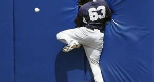 Jugador de los Yankees sufre conmoción cerebral