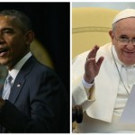 Obama recibirá al Papa en la Casa Blanca