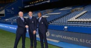 John Terry renueva con Chelsea por una temporada más