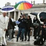 'La Capilla Sixtina es vuestra casa', dice el Papa a mendigos