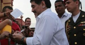 Maradona participará en 'Partido por la Paz' en Colombia