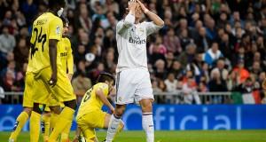 REAL MADRID SUFRE CON VILLAREAL EN CASA