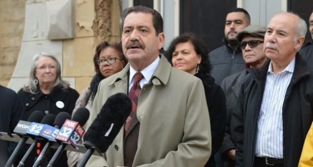 Mexicanos en Chicago se vuelcan al proceso electoral para alcalde