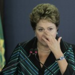 Dilma Rousseff reconoce que hay 'un problema económico' en Brasil