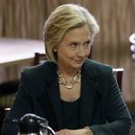 Vandalizan tumba del padre de Hillary Clinton