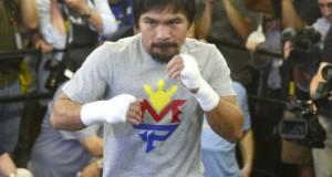 Aficionados pagarán entrada para pesaje Mayweather-Pacquiao