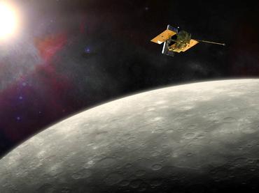 Nave espacial Messenger se impactará contra Mercurio
