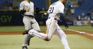 Rays remonta y vence 4-2 a los Yankees