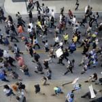 Reportan arrestos por protestas en Oakland