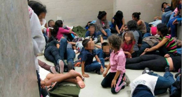 Piden a Obama liberar a mujeres y niños de centros de detención
