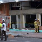 Juan Manuel Santos regresa de Perú tras explosiones en Bogotá