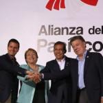 Inicia Cumbre de Alianza del Pacífico por viaje anticipado de Santos