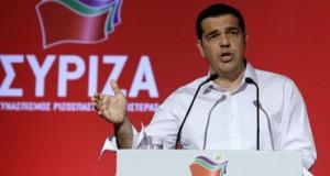Partido Syriza de Grecia celebrará congreso extraordinario