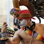 """Con México en el corazón, inmigrantes """"aztecas"""" celebran Día de Canadá"""
