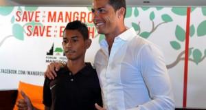 Hijo adoptivo de Cristiano ficha con Sporting Lisboa