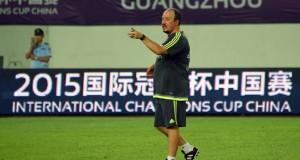 Lin Liangming, el chino que fichará por el Real Madrid