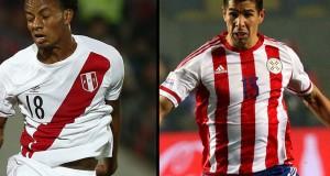 Perú vs. Paraguay | Por el tercer lugar
