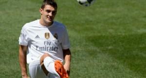 Mateo Kovacic espera no defraudar al Real Madrid