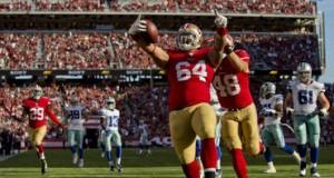 Titanes y 49ers ganan en segunda semana de pretemporada