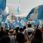 Pese a marchas, presidente de Guatemala reitera que no renunciará