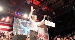 Jeb Bush expone su estrategia migratoria: reforzar la frontera