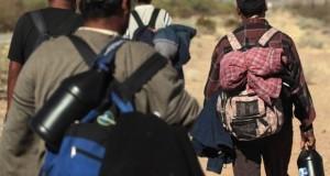 EEUU deportan a 121 hondureños indocumentados