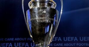 Así van los bombos de la UEFA Champions League